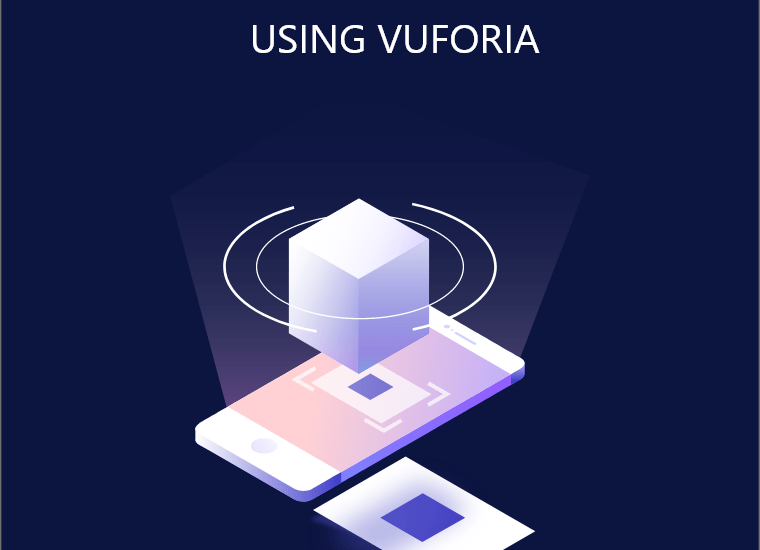 Display 3d model on image target using vuforia in unity3d
