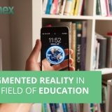 Augmented reality in the field of education